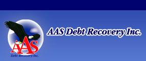aas debt recovery client area